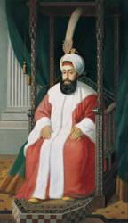 Selim III by eduartinehistorise