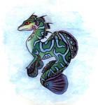 Mandarin Sea Dragonet