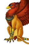 Egyptian Phoenix -- Junk