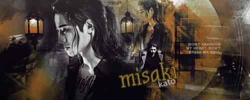Misaki by scareykerri
