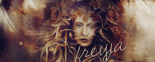 Freyja by scareykerri