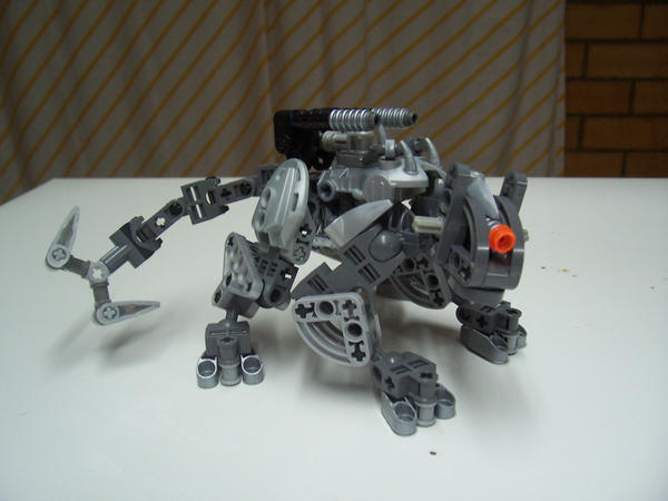 RoTF Ravage by 4450