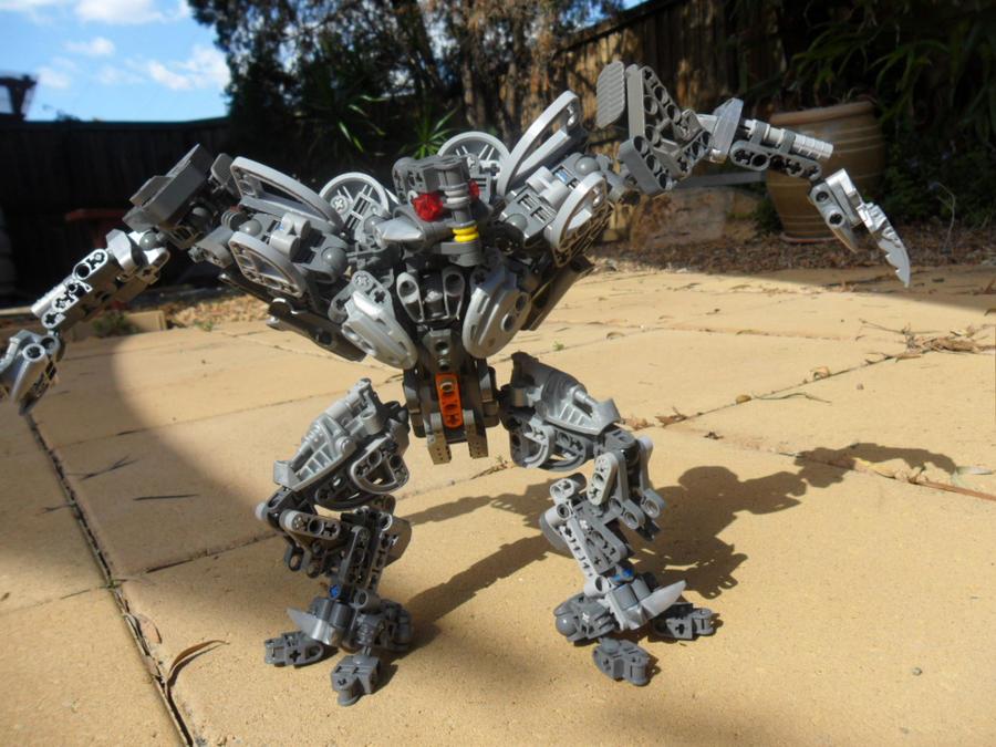 Transformers Movie Starscream by 4450