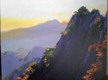 Zen Mountain by LandonDJohnson