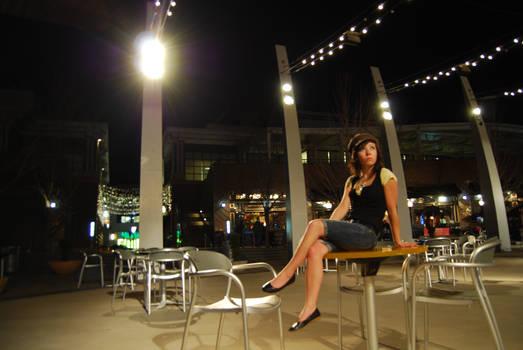 Amanda in Lights