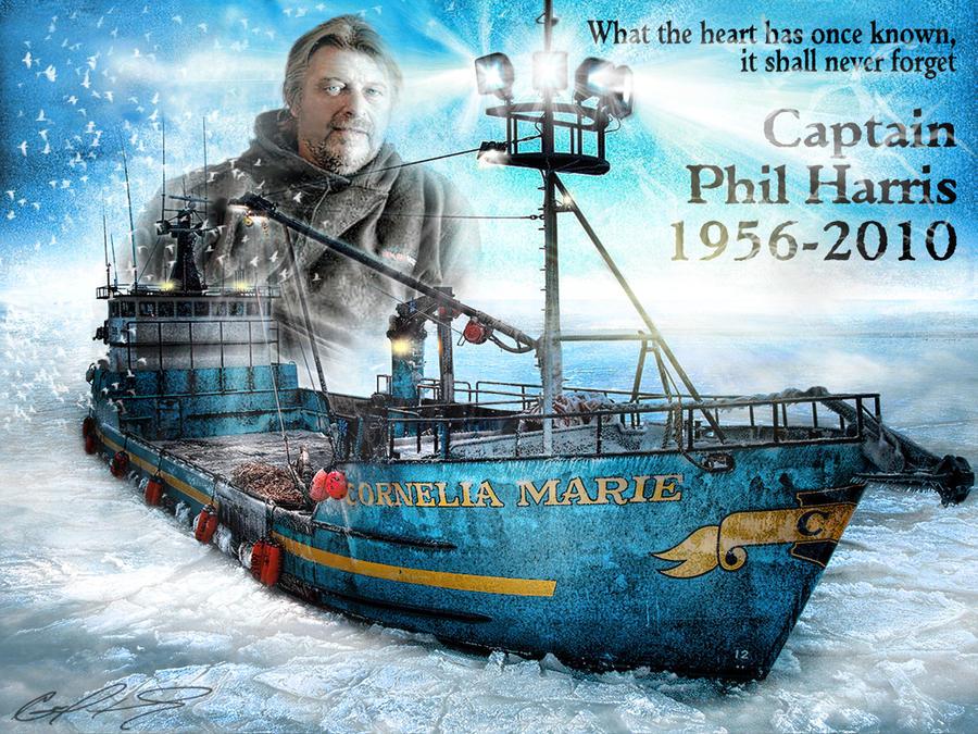captain phil harris by southwesterly on deviantart. Black Bedroom Furniture Sets. Home Design Ideas
