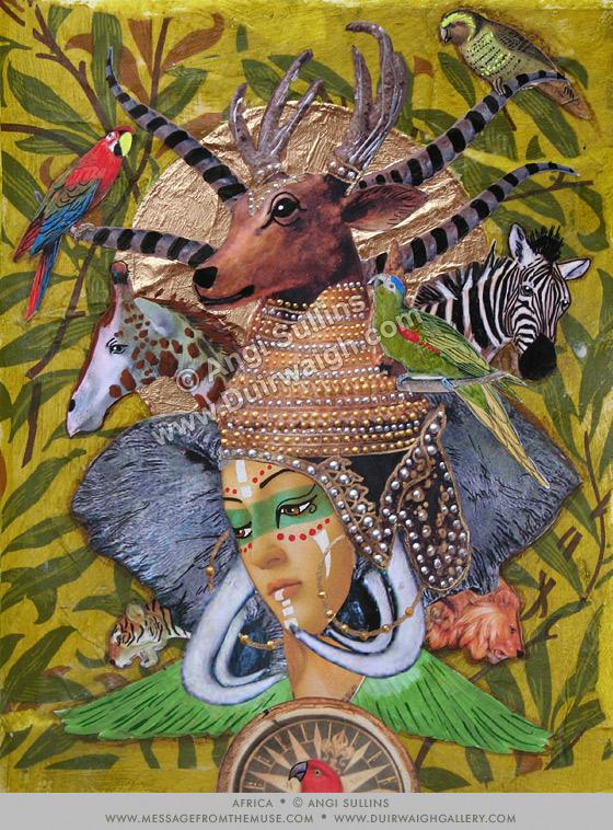 Africa by DuirwaighStudios