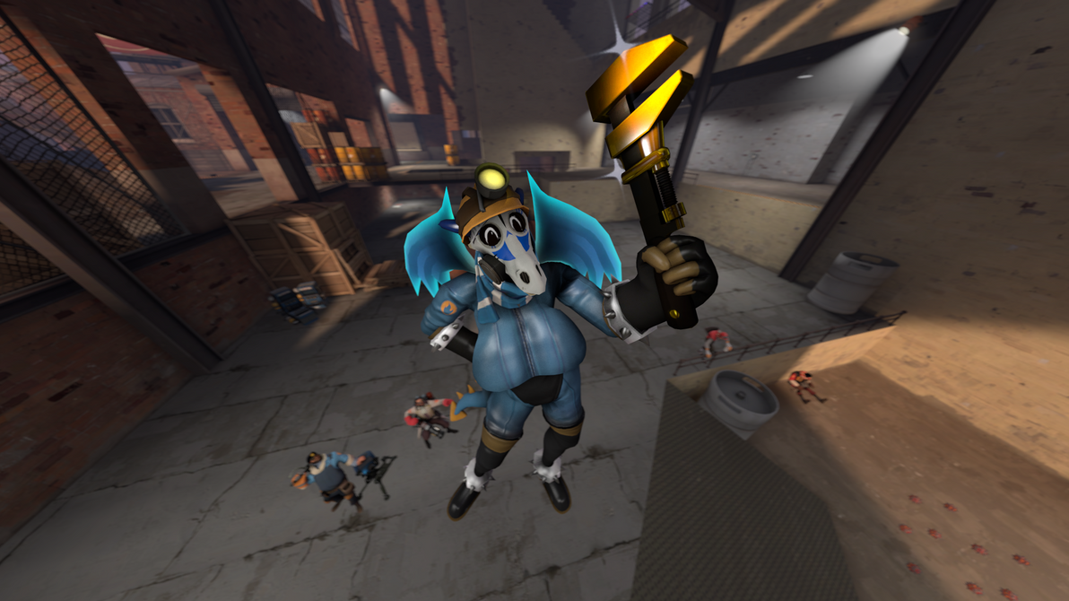 Ardy got a wrench! by SnippyTheDeliveryFox