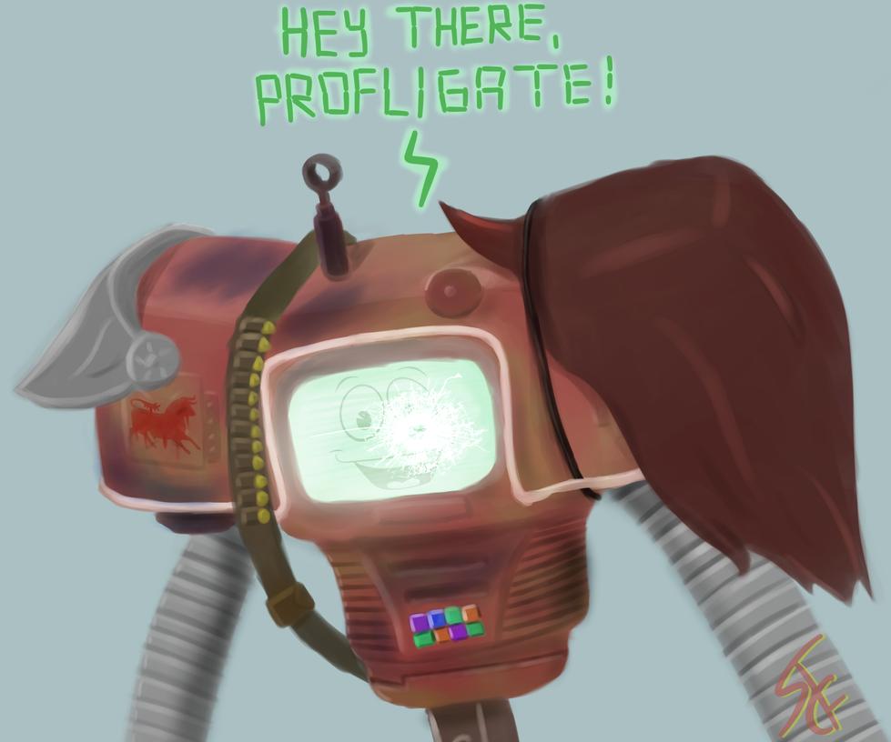 Legionbot by SnippyTheDeliveryFox