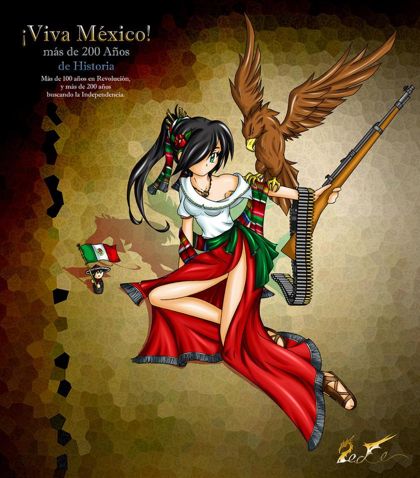 Viva Mexico, Ajua XD by Locksleyred