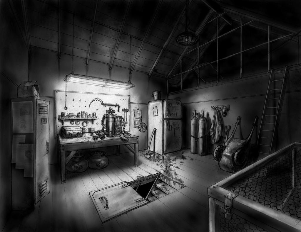 Barn by GeorgeLiquor