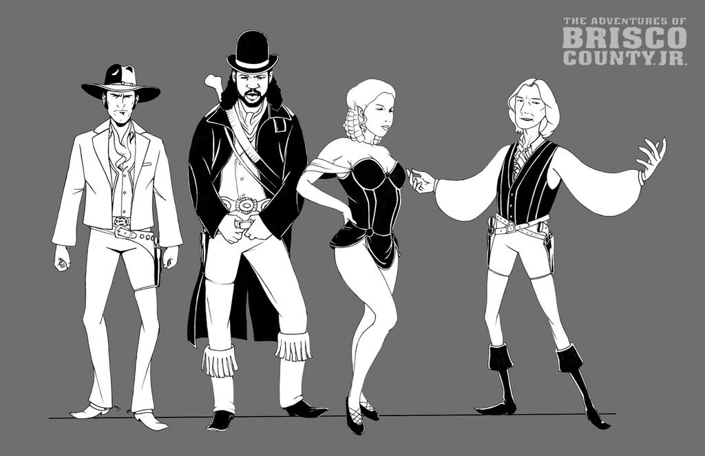 Brisco Lineup by GeorgeLiquor