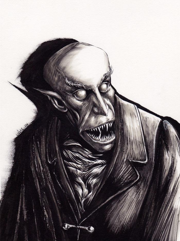 Nosferatu by GeorgeLiquor