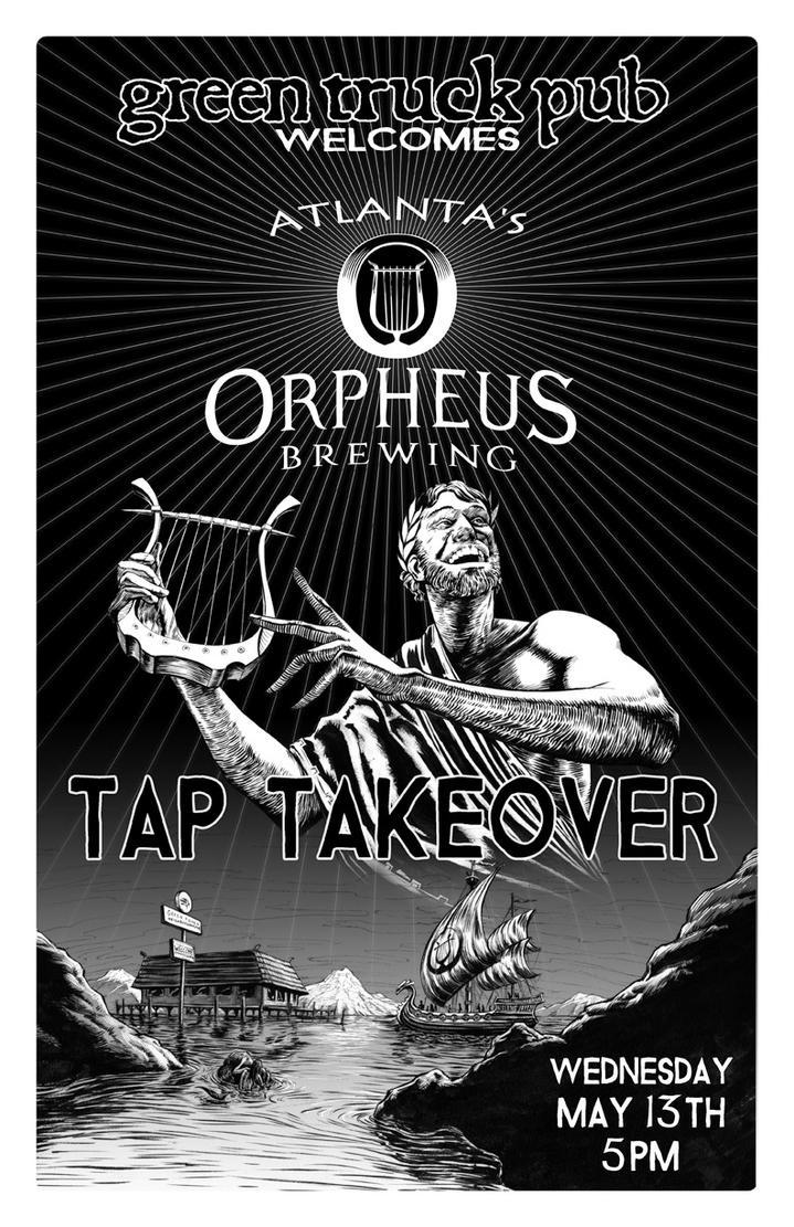 Orpheus by GeorgeLiquor