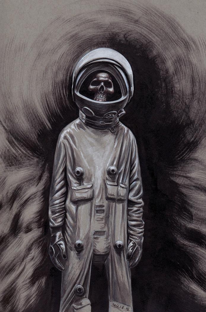Cosmonaut by GeorgeLiquor