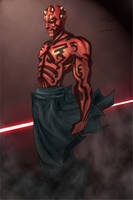 Give yourself to the dark side by Geonox