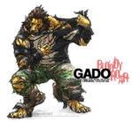 GADO normal ver. by UCHIDER