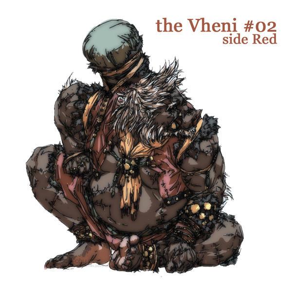 the Vheni 02 by UCHIDER