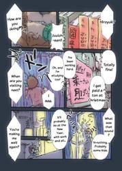Morenatsu Short Comic 09 by UCHIDER