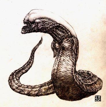 Alien Chestburster Scene - YouTube