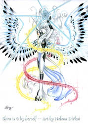Magic Shira by nelena