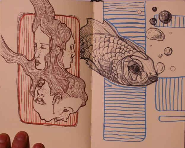 moleskine 1 by Tya-tyan