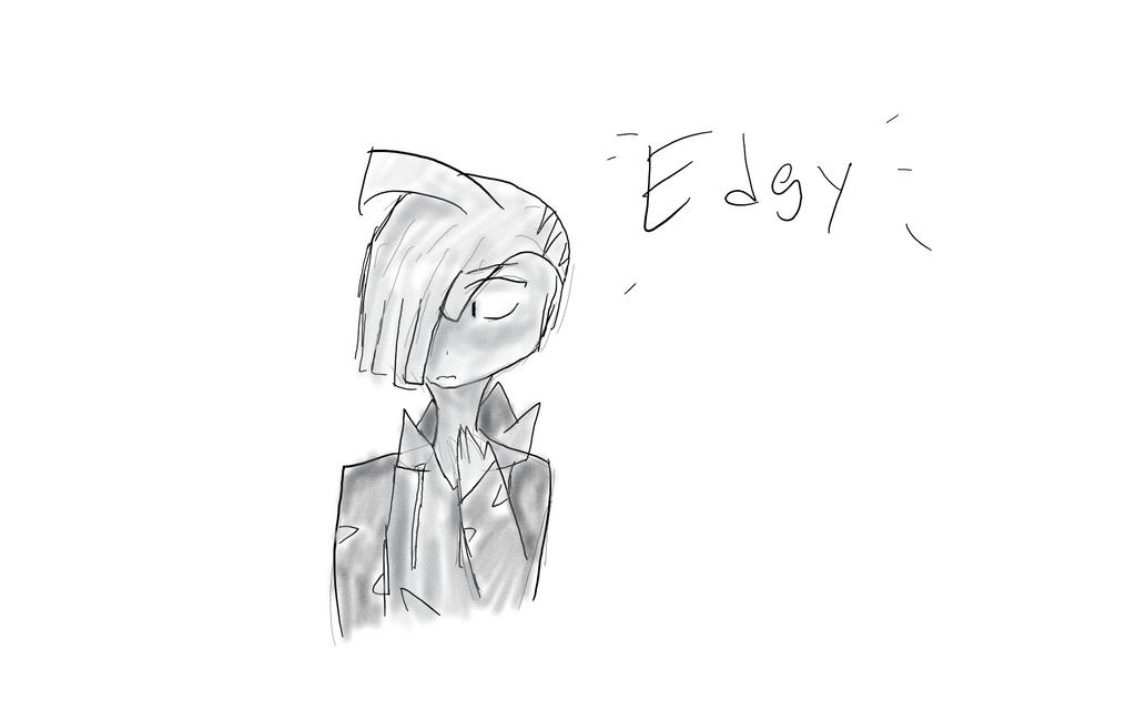 Edgy by PrincessMcHi