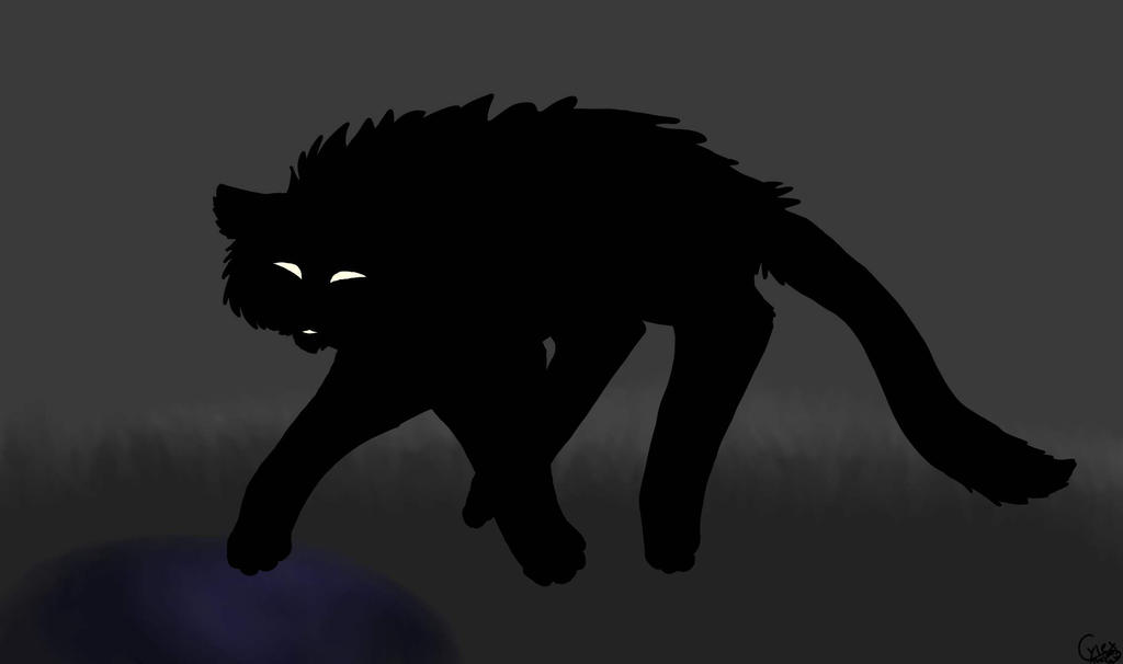 Dark Moon Night by Cylexthecat