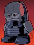 Darkseid by KidNotorious