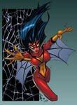 Spider Woman by Jonboy