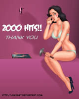 + +  2000 Hits  + + by Jukkart