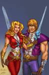 Adora and Adam