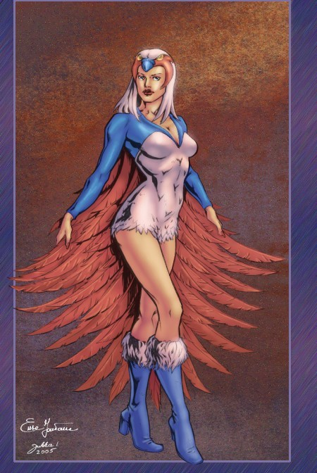 Sorceress of Grayskull by Jukkart