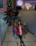 First Date (Melissa x Natalie Teen Wolf Legacy) by bnelson19