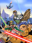 The Great Sith War (Star Wars The Old Republic) by bnelson19