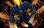 Marvel Hero Mashup by James Raiz (Colors)