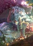 Little fairy _Study of Light