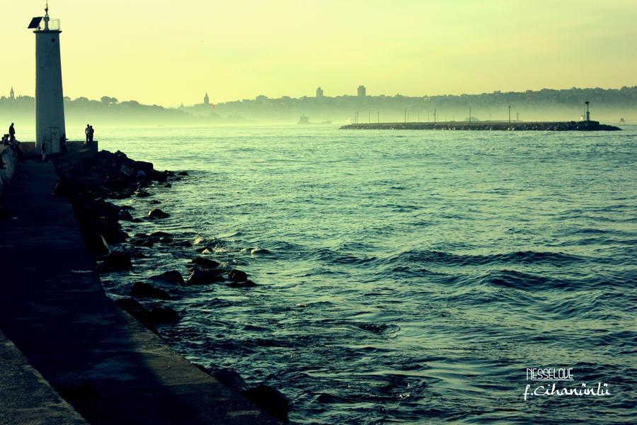 Istanbul Kadikoy by nesselove on DeviantArt