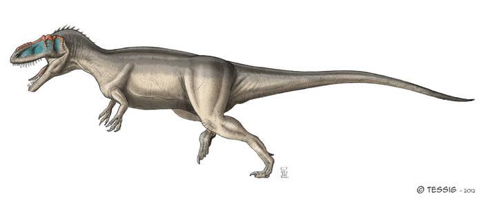 Streptospondylus