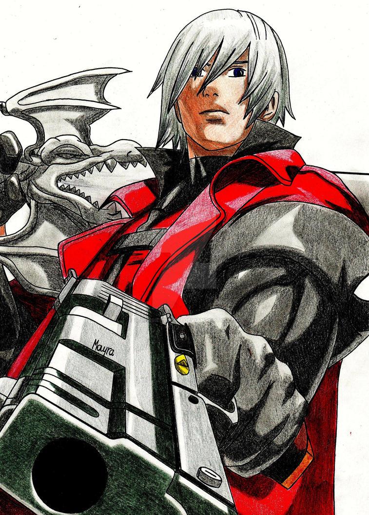 Dante by pensierimorti