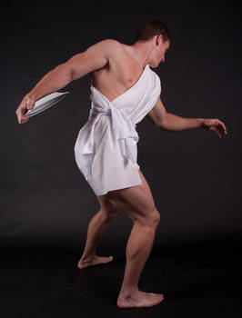 Greek Athlete 2