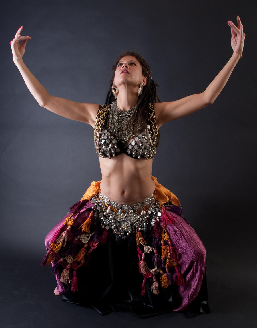 Belly Dancer 4 by WhiteWing-Stock-EtAl