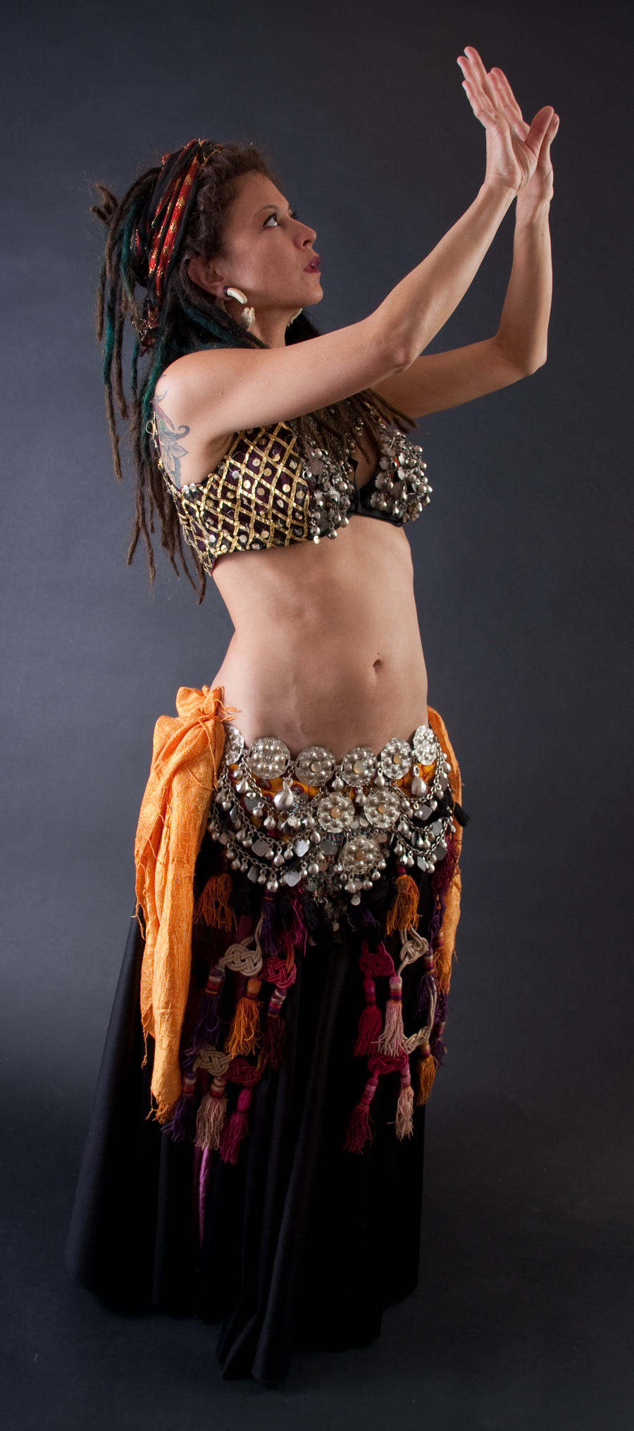 Belly Dancer 5 by WhiteWing-Stock-EtAl