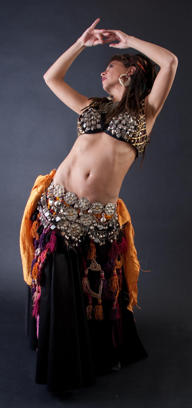 Belly Dancer 6 by WhiteWing-Stock-EtAl