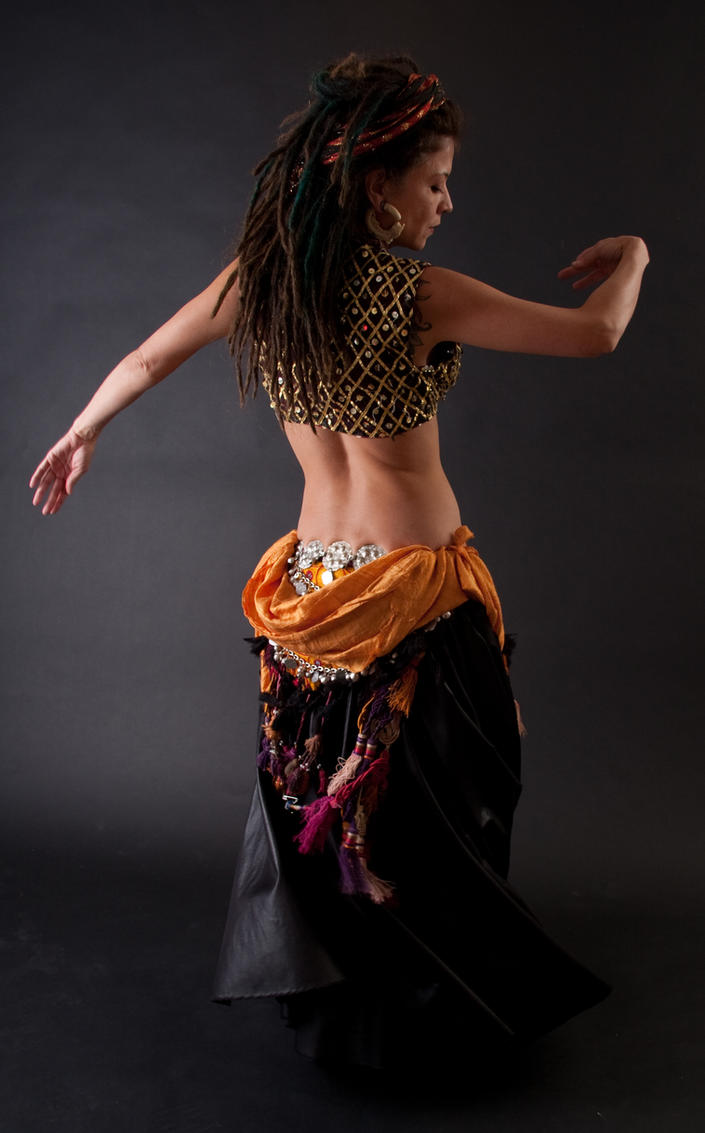 Belly Dancer 7 by WhiteWing-Stock-EtAl