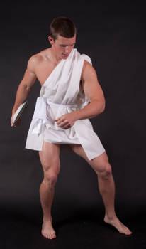 Greek Athlete 3