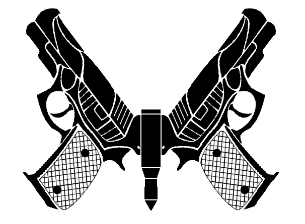 Tribal Pistolfly Tattoo by strovecos on DeviantArt - photo#15