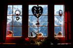Galtl Alm window by annamnt