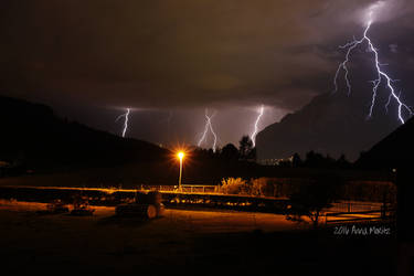 night thunderstorms...I have been missing you