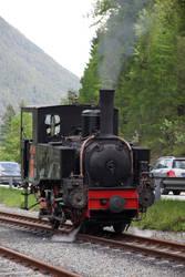 Old steam locomitive
